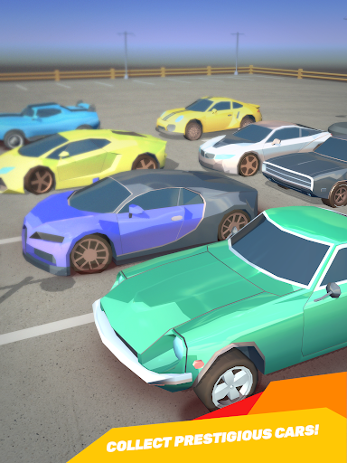 Racing Clash Super Circuit - Free race games modavailable screenshots 6