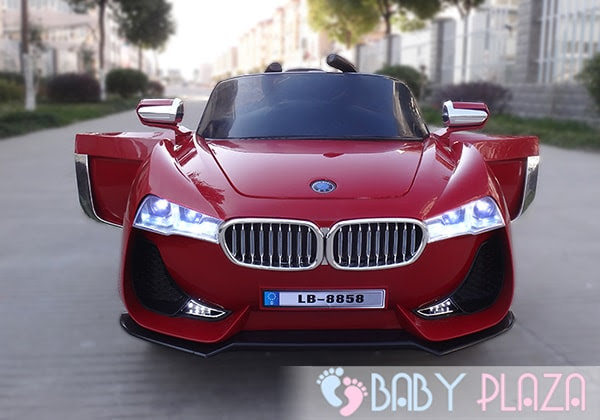Oto điện trẻ em BMW LB-8858 7