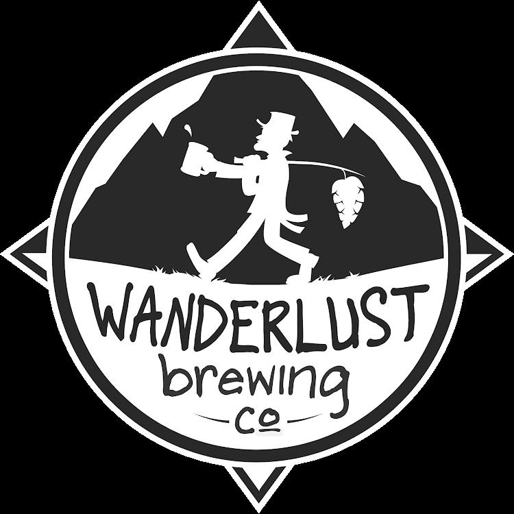 Logo of Wanderlust Hoppy Saison