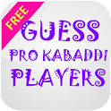 Guess Pro Kabaddi Player india icon