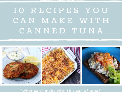 10 Recipes You Can Make With Canned Tuna