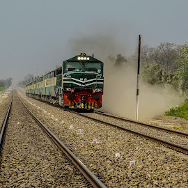 by Mohsin Raza - Transportation Trains (  )