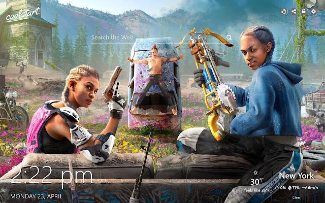 Far Cry New Dawn HD Wallpapers Games Theme