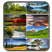 Scenery Photo Frames