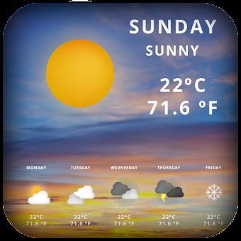 Weather radar-Weather channel,Live Widget
