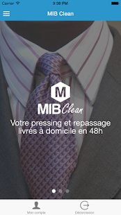 MIB Clean Pressing- screenshot thumbnail