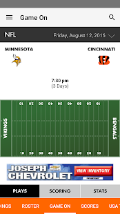 Cincinnati Bengals- screenshot thumbnail