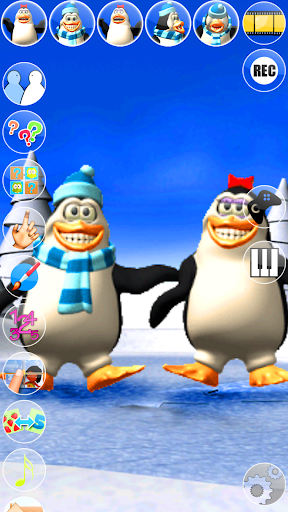 Talking Pengu and Penga Penguin  screenshot 17