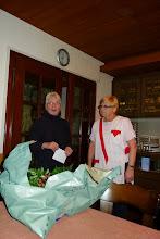Photo: Dank an Marliese Lillié, Wirtin des Restaurant Talhaus, für unser Probelokal durch unsere Präsidentin Margit Siegrist.
