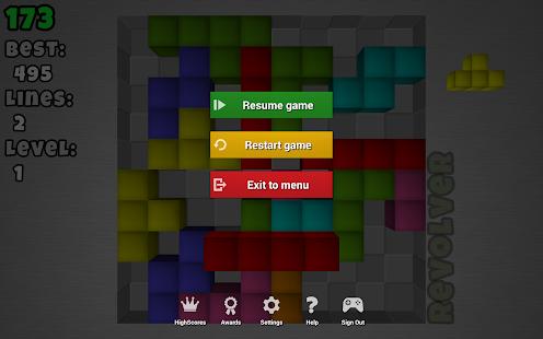TetroCrate: Brick Game - screenshot thumbnail