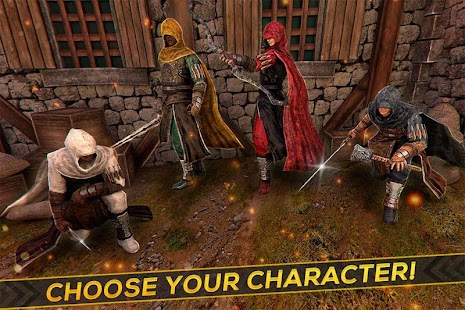 Samurai's Creed - Ninja War - Warrior Clan Fight - náhled