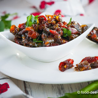 Sweet & Sour Chilly Pickle