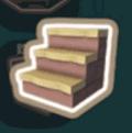 光の石の階段