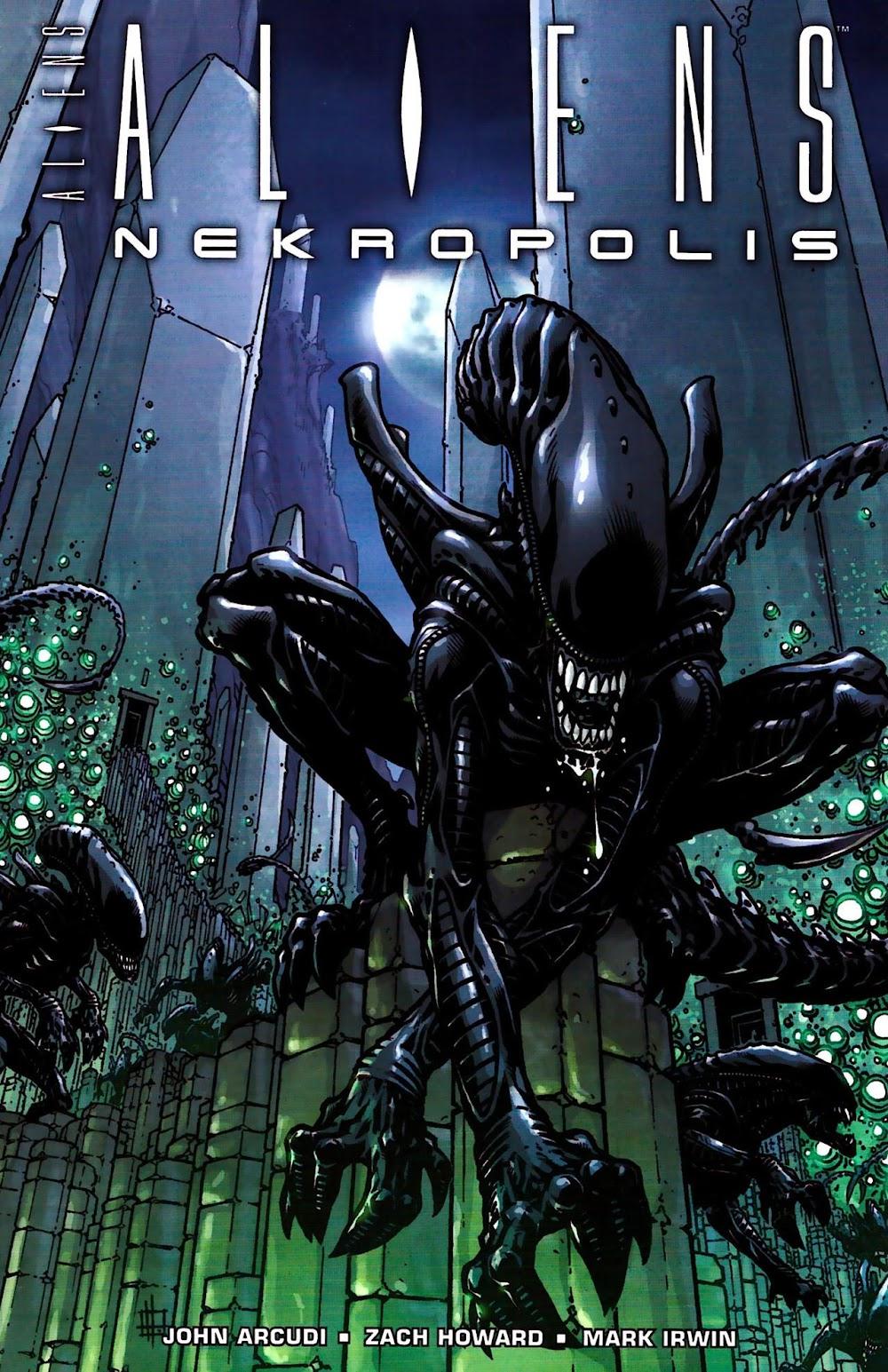 Aliens - Nekropolis (2010)