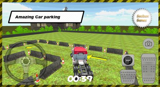 模擬必備免費app推薦|3D西方卡车停车场線上免付費app下載|3C達人阿輝的APP