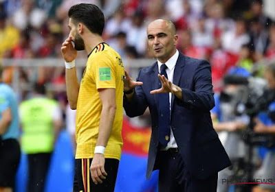 Roberto Martinez parle de la situation de Yannick Carrasco