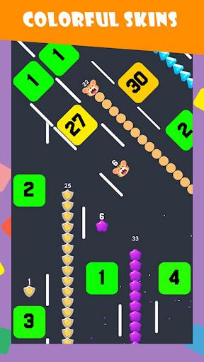 Slide And Crush - redesign snake game 2.2.6 screenshots 15