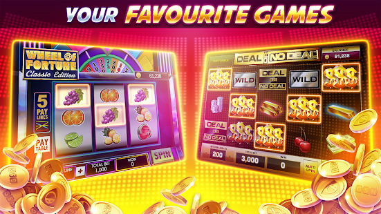 Game GSN Casino: Online Casino – Slots, Poker, Bingo APK for Windows Phone