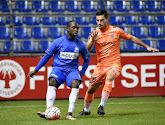 "Gjoko Zajkov en dépannage au back droit : ""J'engrange de l'expérience à Charleroi"""
