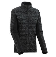 Flette fleece Black