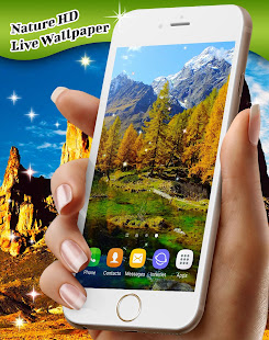 Nature Hd Live Wallpaper Apps On Google Play