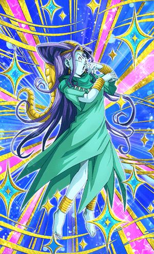 乙姫の嘲笑・六星龍(乙姫)