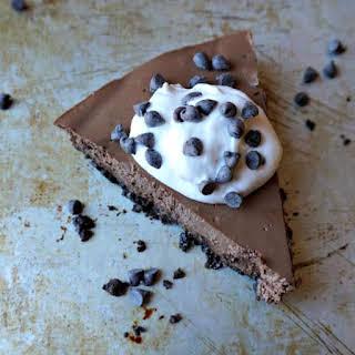 Vegan Chocolate Mousse.