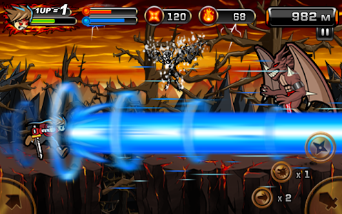 Devil Ninja 2 Screenshot
