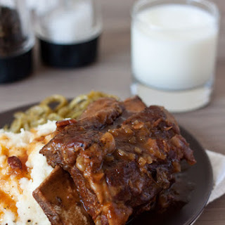 Bone-In Beef Short Ribs