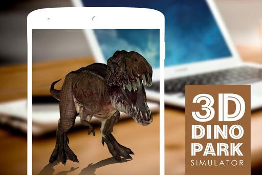 Télécharger Gratuit Code Triche Simulateur de parc 3D de dinosaures MOD APK 2