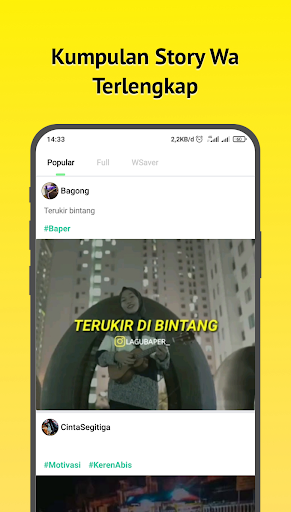 Status Video Wa Indonesia Terlengkap ss1