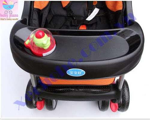 Xe đẩy trẻ em BP15