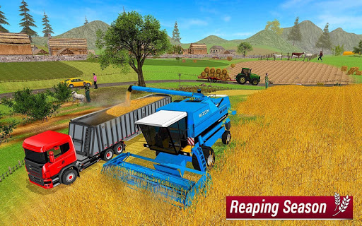 Drive Farming Tractor Cargo Simulator ud83dude9c  screenshots 8