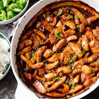 Baked Chicken Teriyaki Chicken Recipes