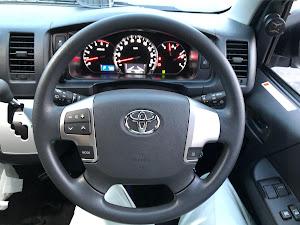 ハイエースバン GDH226K 2018年スーパーロングバン 4WDのカスタム事例画像 コアラさんの2018年09月18日23:00の投稿