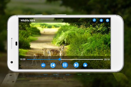 Max Player Lite 1.2 screenshots 1