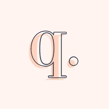 Q. Consulting - Etsy Shop Icon template