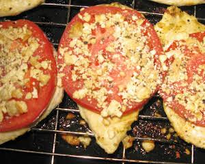 FETA & HERB CHICKEN BREAST recipe By Cathy Tolman