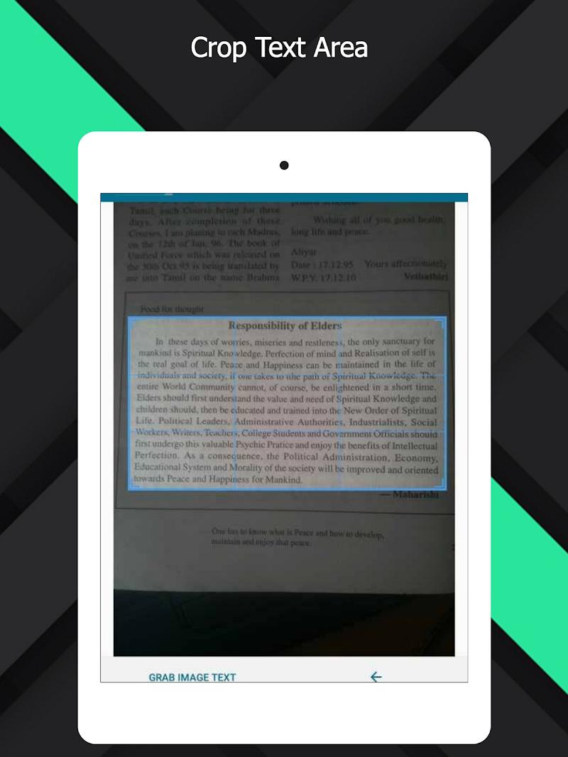 OCR Text Scanner  pro : Convert an image to text Screenshot 5