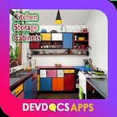 Kitchen Storage Cabinet Ideas