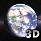 Earth Planet 3D Live Wallpaper Pro icon