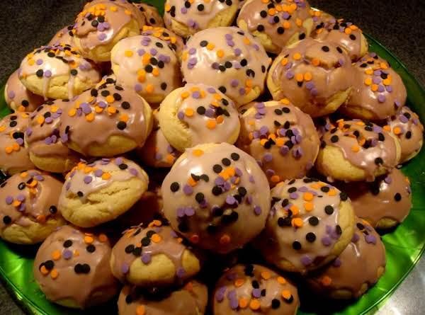 Italian Sprinkle Cookies