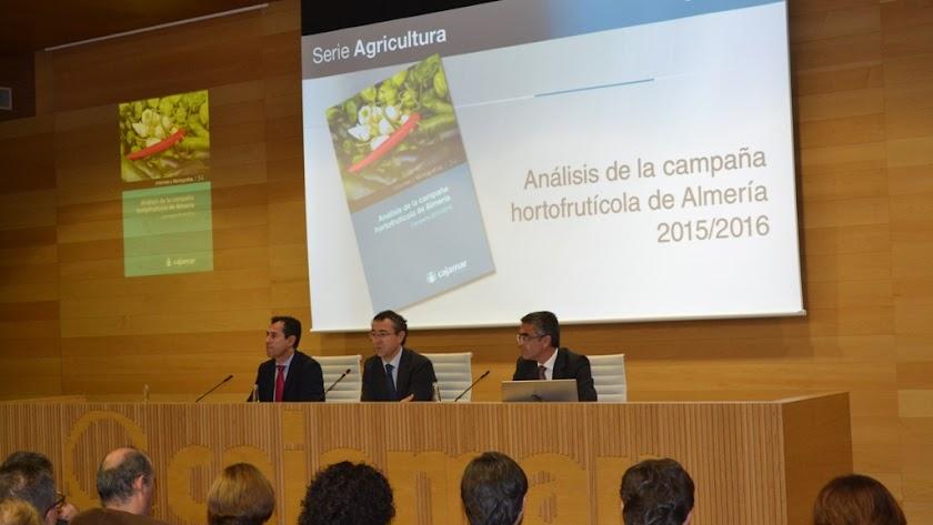 El análisis de la campaña agrícola de Cajamar, uno de los eventos más importantes del año para el sector.