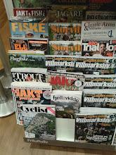 Photo: Zájmové časopisy v Norsku II