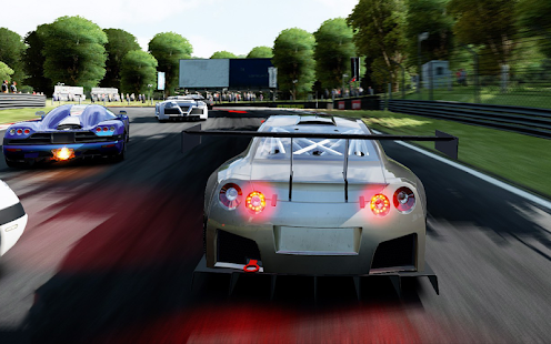 City Car Racing 3d Turbo Fast - náhled