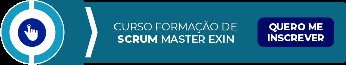 Formação de Scrum Master Exin
