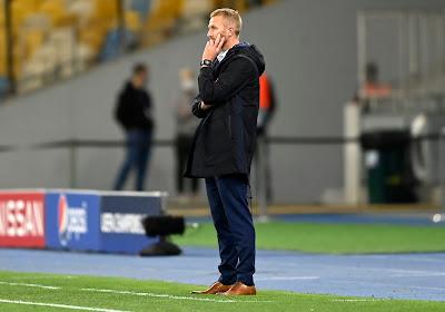 Les Buffalos avec ou sans leur entraîneur face à Anderlecht ?