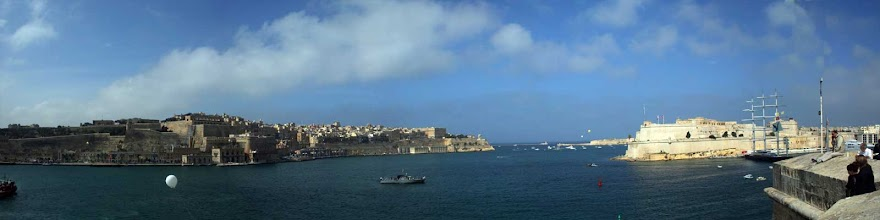 Photo: Valletta Grand Harbour