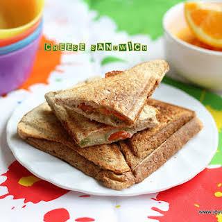 GRILLED CHEESE SANDWICH RECIPE | SANDWICH RECIPES | KIDS FRIENDLY SNACKS.