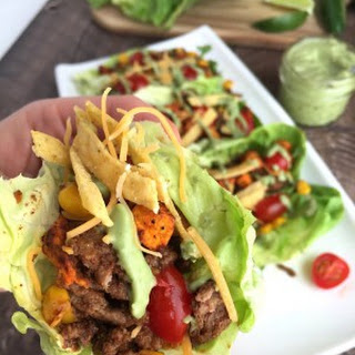 Low Fat Beef Lettuce Wraps Recipes